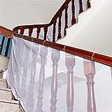 liltourist Baby Balkonnetz, Treppengeländer...