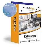 BellMietz Katzennetz für Balkon und Fenster |...
