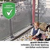 reer Balkon-Netz, Schutz-Netz für den...