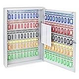 HMF 135100-07 Schlüsselschrank 100 Haken...