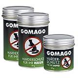 GOMAGO Marderschutz für Haus & Auto  ...