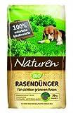 Naturen Bio Rasendünger - Organischer Volldünger...
