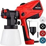 NoCry 1200 ml/min Elektro Lackierpistole - 600...