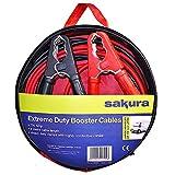 Sakura Starthilfekabel für extreme Beanspruchung...