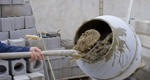 Beton mischen: Mischungsverhältnis