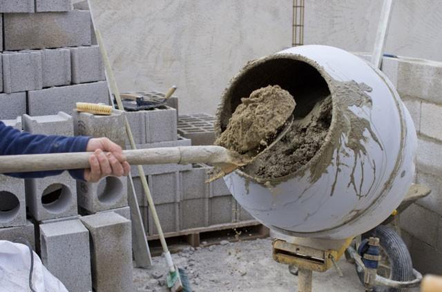 Hornbach betonkies