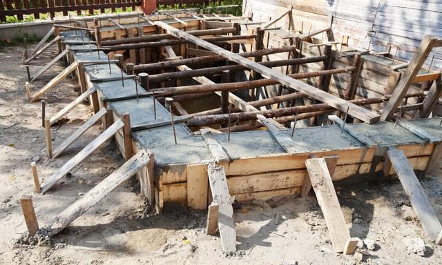 Relativ Schalung für Beton: Tipps & Hinweise - Heimwerkertricks.net WZ09
