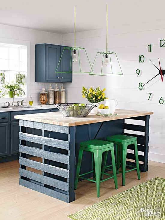 Kücheninsel Selber Bauen Paletten | Kochkor.Info