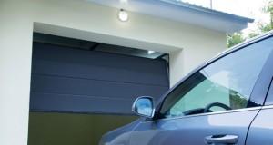 Rammschutz in Garage anbringen erspart Lackkratzer