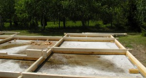 Hervorragend Grundkurs betonieren - Heimwerkertricks.net KT36