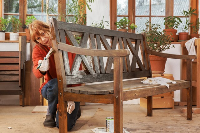 Holzmöbel Aufarbeiten 4 Einfache Maßnahmen Zum Selber Machen