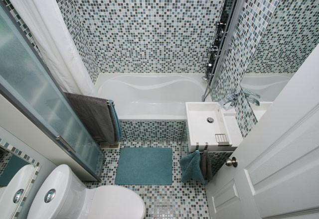 Kleines Bad ganz groß - 6 Tricks wie Sie Ihr Bad optisch ...