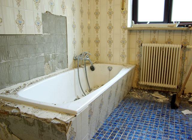 Badrenovierung  Badrenovierung im Überblick - Das gibt es alles zu tun ...