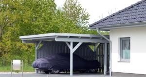 Carport selbst bauen – Das müssen Sie beachten!