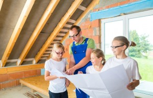 Dachgeschoss dämmen und Wohnraum gewinnen