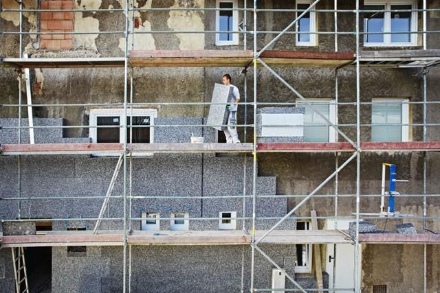Dämmung für Altbauten