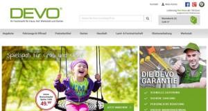 DEVO-Baumarkt.de Onlineshop im Test