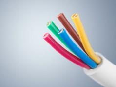 Elektrische Leitungen: So sind sie aufgebaut