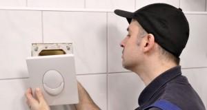 Spülkasten reparieren - So wird's gemacht