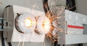 Stromunfälle vermeiden - Lebenswichtige Schutz- und Sicherheitseinrichtungen vorgestellt