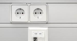 Verteiler- und Anschlussdosen: So wird eine Unterputzdose gesetzt