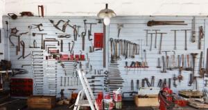 Werkstatt aufräumen – in 5 Schritten wieder Ordnung schaffen