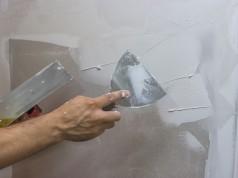 Werkzeug für Putzarbeiten