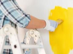 Dekorative Anstrichtechniken: Artikelserie Teil 1 bis 5