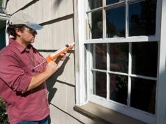 Fenster abdichten und streichen