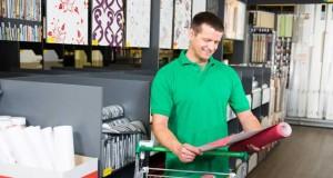 Tapeten kaufen - Worauf Sie achten müssen