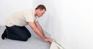 Teppichboden verlegen – Eine Anleitung mit Tipps