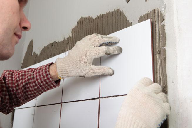 Wände und Böden fliesen: Wichtige Planungs-Hinweise