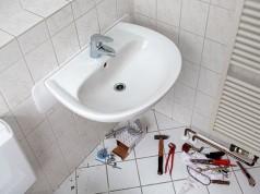 Waschbecken montieren - So wird's gemacht