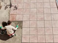 Kombiniertes Klebeverfahren für die Terrasse – Definition