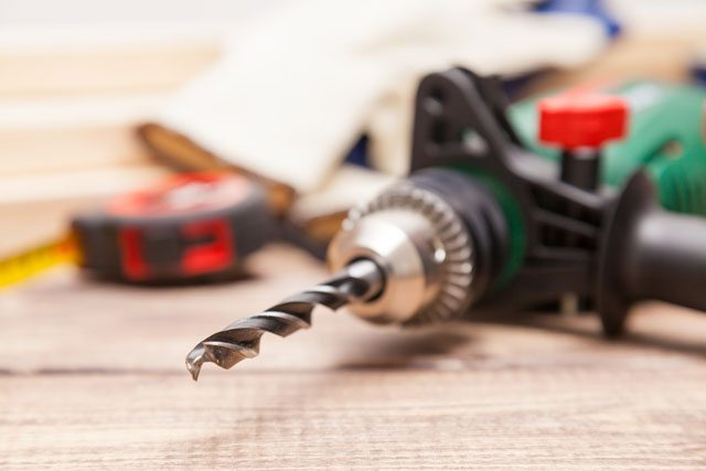 Relativ Bohrhammer oder Schlagbohrmaschine: Welches Gerät ist das Richtige ST48