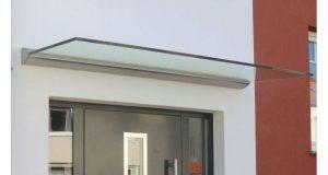 Anleitung: Montage Glasvordach Dura