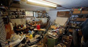 Übersicht in der Werkstatt - Ordnung schafft Sicherheit