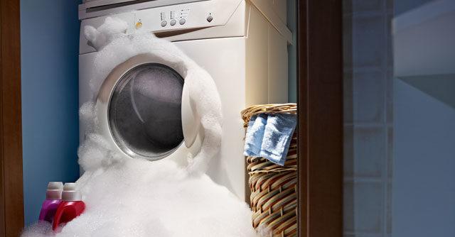 Waschmaschine ist undicht - Ursachen & Lösungen