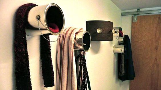 Kleiderhaken Selbst Gemacht 17 Originelle Ideen Für Diy