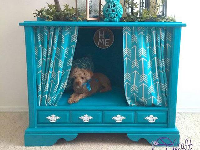 Hundebett Selber Bauen 13 Gemütliche Ideen Für Ihren Vierbeiner