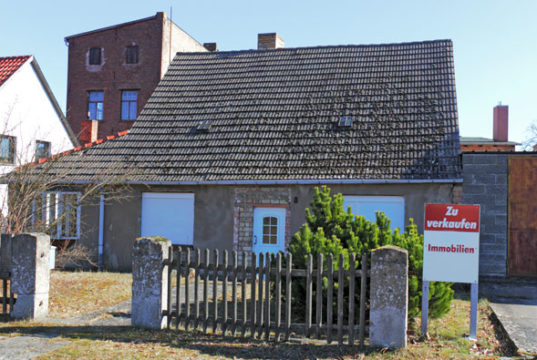 Haus sanieren oder neu bauen?