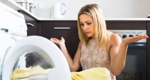 Waschmaschine wäscht nicht sauber - Die 5 häufigsten Ursachen und deren Sofort-Hilfe