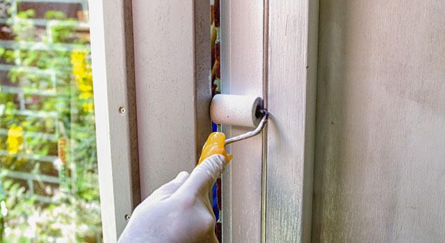 kunststofffenster streichen - schritt für schritt anleitung, Design ideen