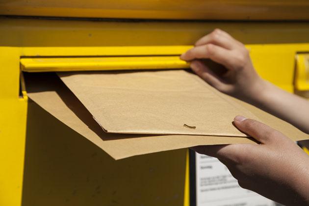 Briefkasten Größe Norm