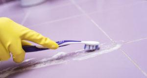 Fliesenfugen reinigen - 7 Hausmittel mit großer Wirkung