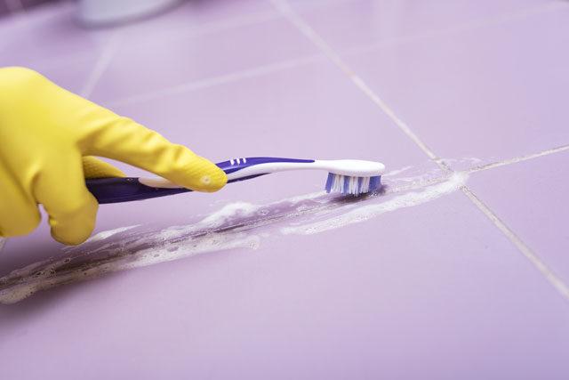 Fußboden Fliesen Reinigen Hausmittel ~ Fliesenfugen reinigen hausmittel mit großer wirkung
