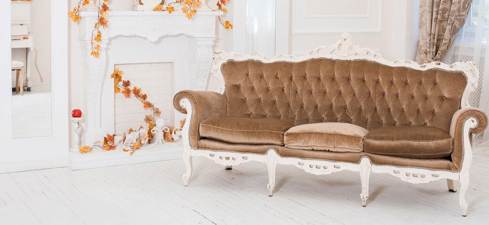 Barockes Sofa