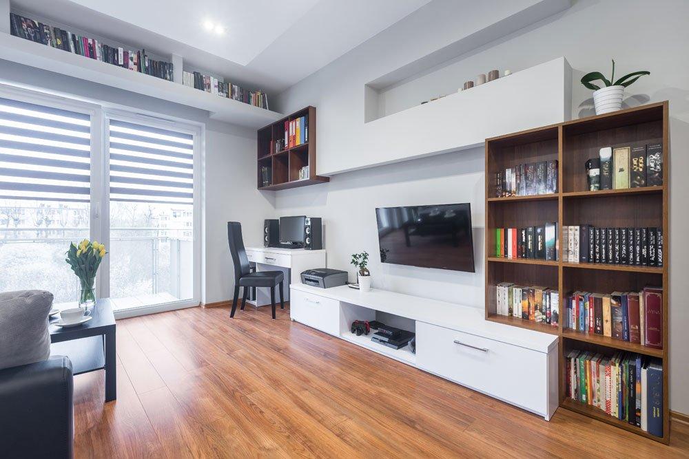 1-Zimmer-Wohnung Platzsparend Einrichten - 5 Kreative