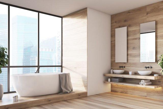 Bad im asiatischen Stil gestalten - So schaffen Sie sich eine ruhige ...