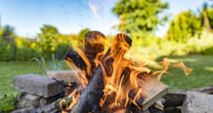 Feuerstelle Garten Ideen